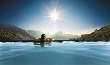 Aussenansicht vom Panoramahotel Oberjoch****S