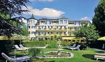 Aussenansicht vom Kneipp und Spa Fontenay
