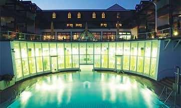 Aussenansicht vom Hotel Fürstenhof