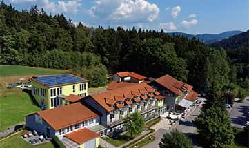 Aussenansicht vom Hotel & Spa Reibener Hof