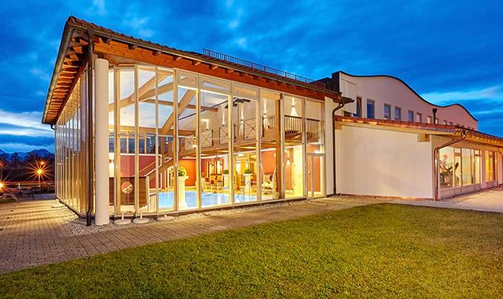 Hotelbild Aussenansicht des Hotels