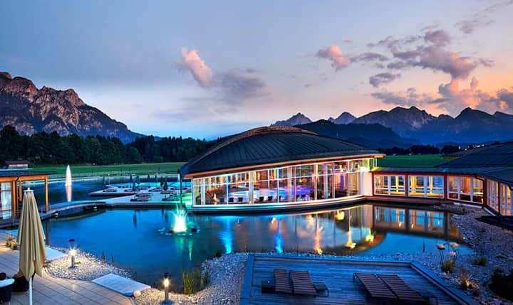 Hotelbild Wasserwelt mit Außenpool