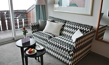 Zimmer Comfort Doppelzimmer