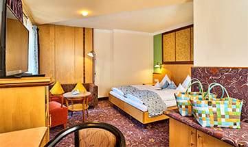 """Zimmer Doppelzimmer """"Citrin"""""""