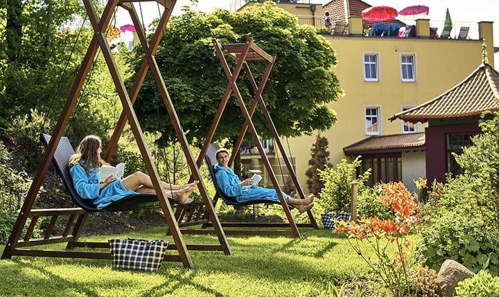 Hotelbild Gartenreich