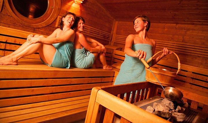 Hotelbild Verschiedene Saunen