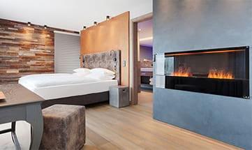 Zimmer Deluxe-Zimmer & Suiten