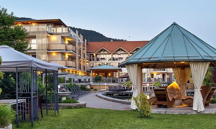 Hotelbild Außenansicht des Hotels