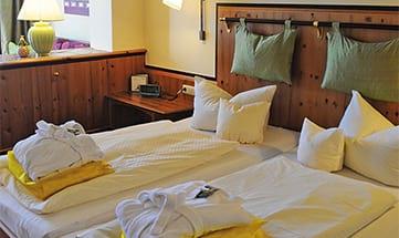 Zimmer Komfort Doppelzimmer