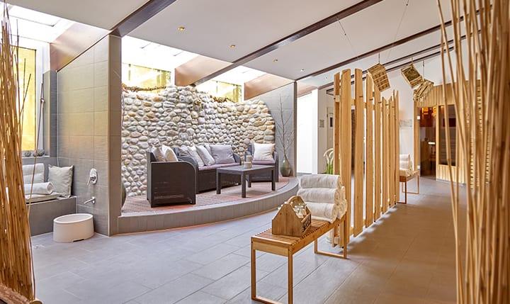 Hotelbild Neue Saunalandschaft
