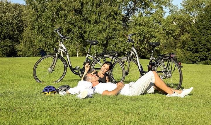 Freizeittipp  Mit dem E-Mountainbike durch den Bayerwald