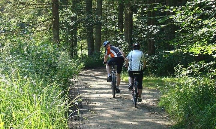 Freizeittipp  Fahrradtouren rund um Thyrnau