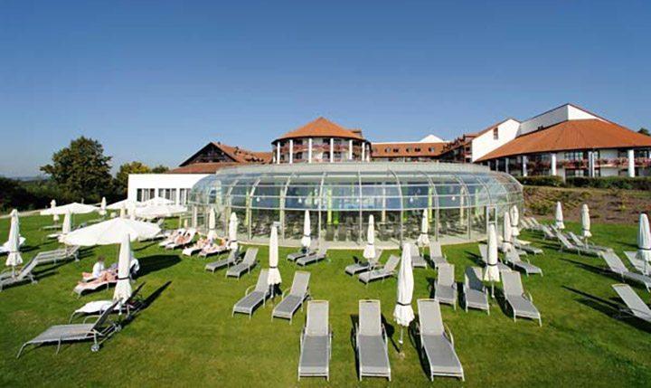 Hotelbild Sonnenterasse mit Relaxliegen