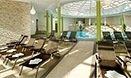 Hotelminibild Wellnessbereich im Hotel