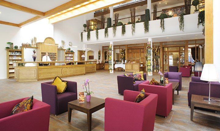 Hotelbild Lobby des Hotels