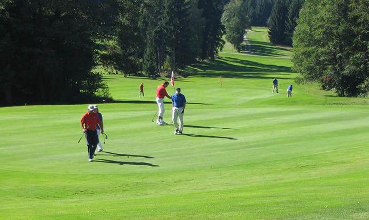 Freizeittipp  Golf im Bayerischen Wald