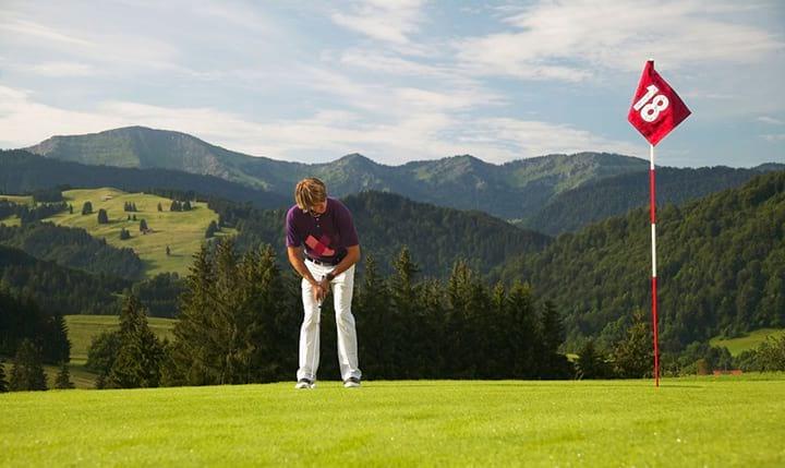 Freizeittipp  Golfen bei Haubers