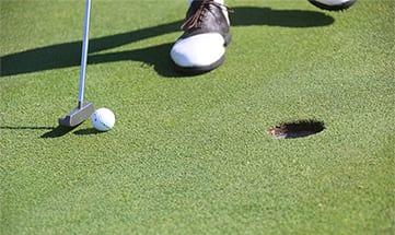 Thema Golf und Wellness