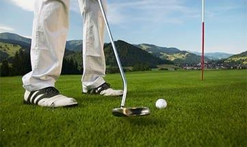 Angebot Der totale Golfgenuss