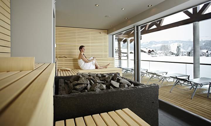 Hotelbild Finnische Sauna