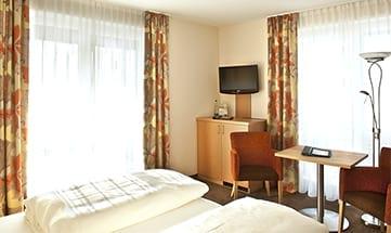 Zimmer Doppelzimmer Komfort