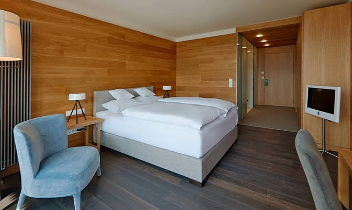 Hotelbild Doppelzimmer Alpin