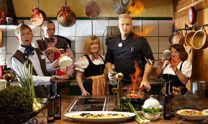 Hotelbild Regionale Küche