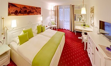 Zimmer Superior Doppelzimmer