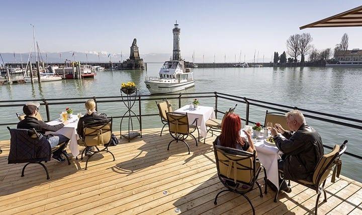Hotelbild Harbour Lounge des Hotels