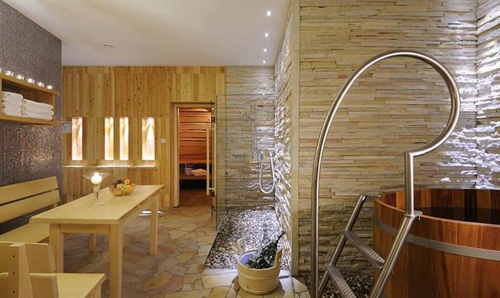 Hotelbild Vielseitiger Saunabereich