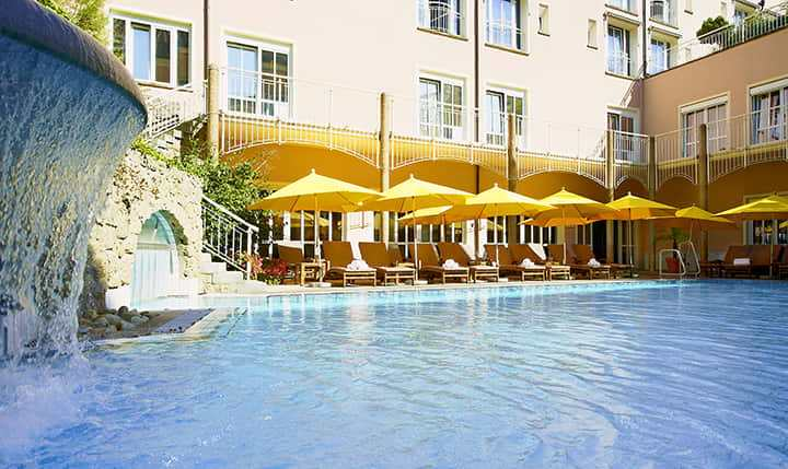 Hotelbild Outdoor Pool des Hotels