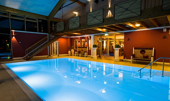 Hotelbild Atrium mit Pool