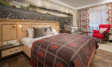 Zimmer Doppelzimmer Landhaus