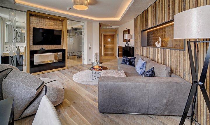 Hotelbild Honeymoon Suite