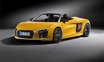 Angebot Audi R8 - Weekend