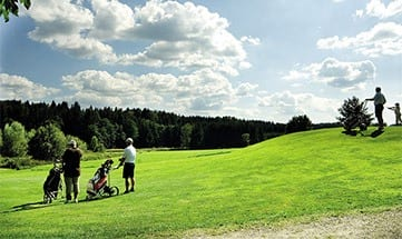 Angebot Golfer – Tage