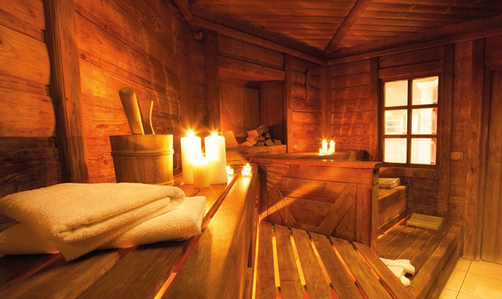 Hotelbild Sauna im Hotel
