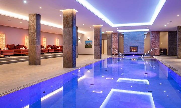 Hotelbild Artemacur Spa Pool
