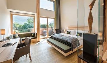 Zimmer Panorama Loft