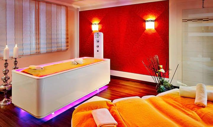 Hotelbild Behandlungsraum