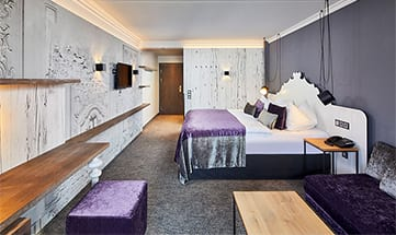 Zimmer Falkenstein Doppelzimmer