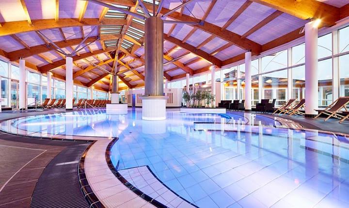 Hotelbild Panoramahallenbad