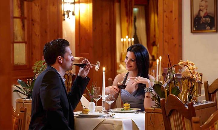 Hotelbild Genießen im Restaurant