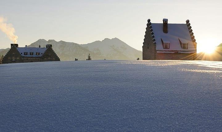 Freizeittipp  Wintersport in Oberbayern