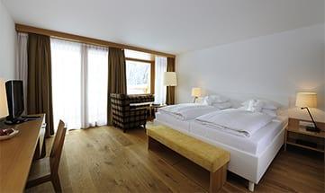 Zimmer Doppelzimmer Deluxe
