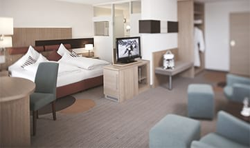 Zimmer Junior Suite