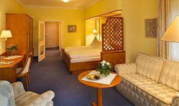 Zimmer Doppelzimmer de Luxe
