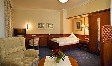Zimmer Einzelzimmer de Luxe