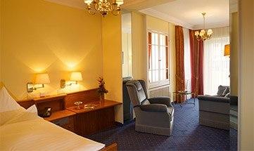 Zimmer Einzelzimmer Komfort