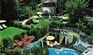 Hotelminibild Garten des Hotels